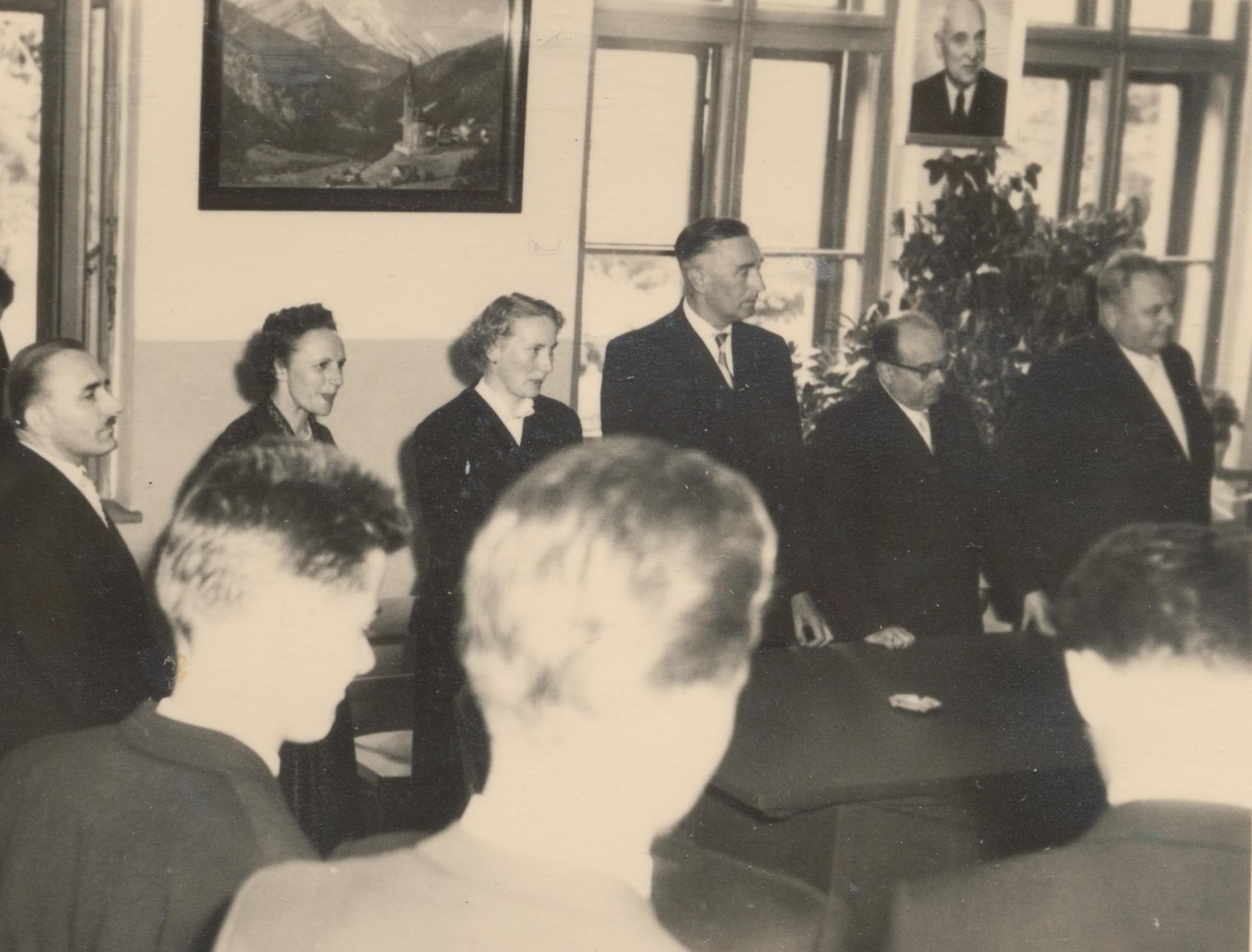 1. Matura HAK Wels 1958 3