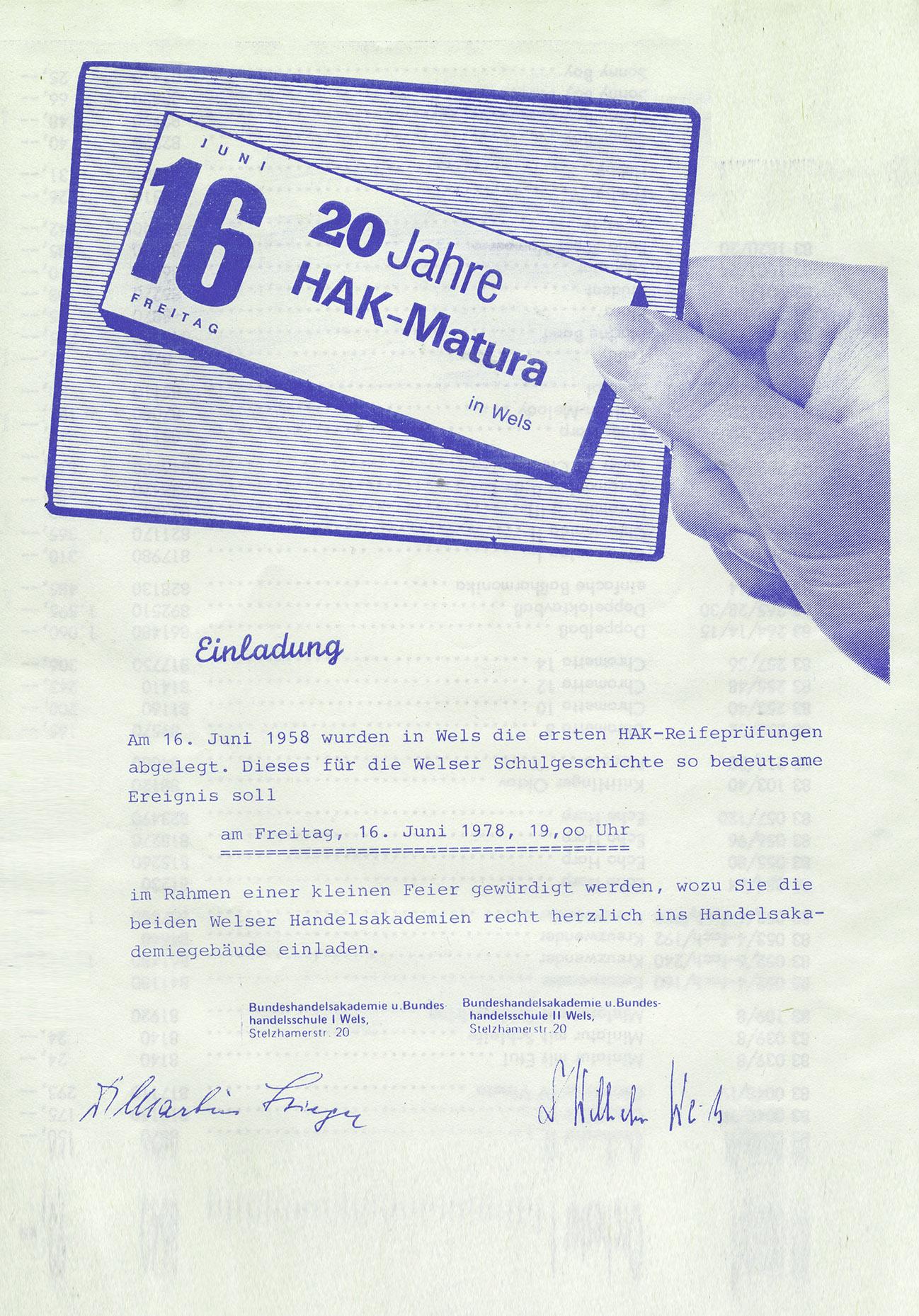 20 Jahre HAK-Matura 1978 klein