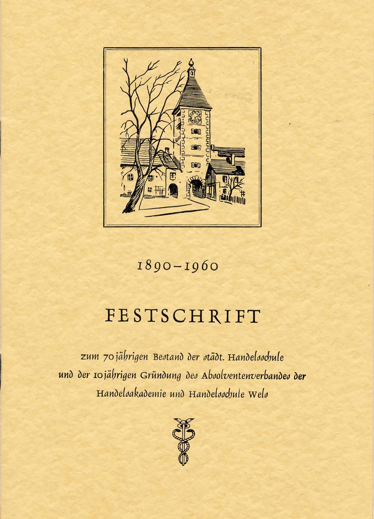 70 Jahre HAS 10 Jahre AbsV Festschrift