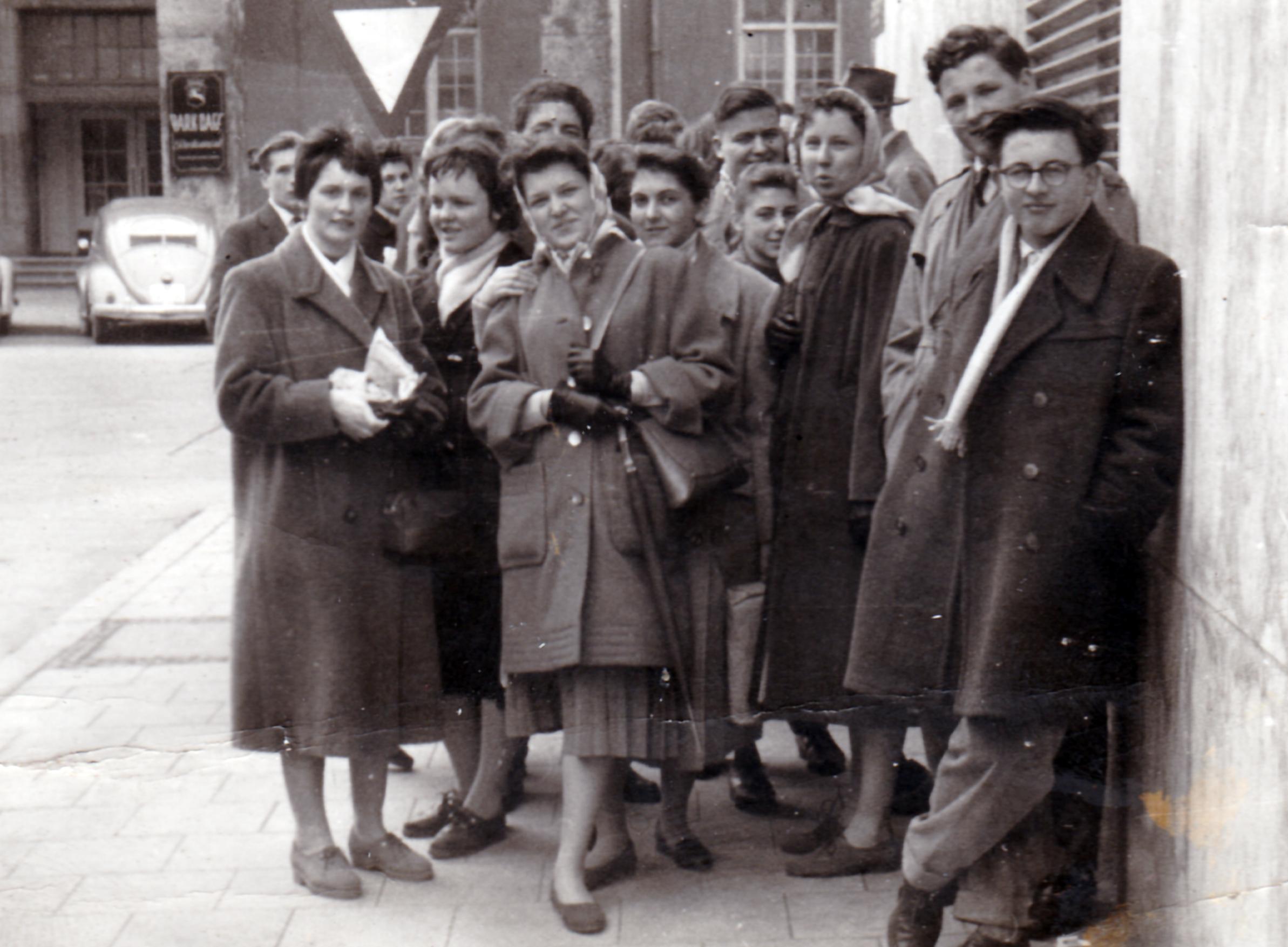 HAK Excurion Nürnberg (Quelle)