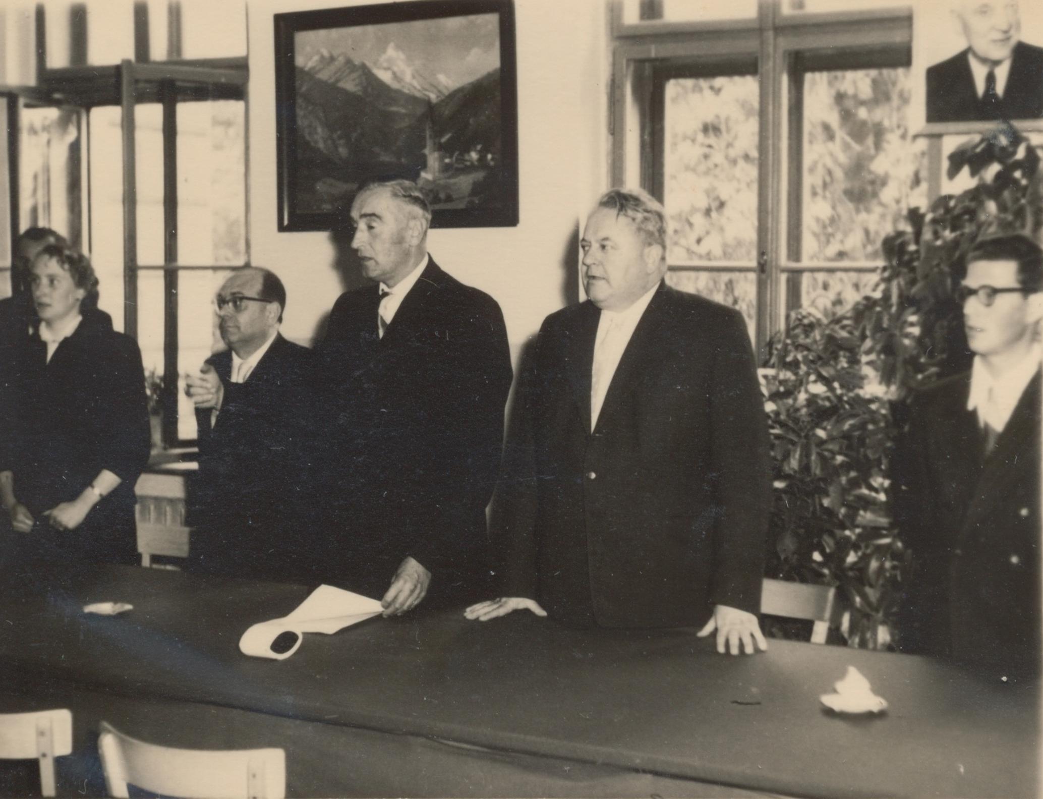 Matura 1958 2
