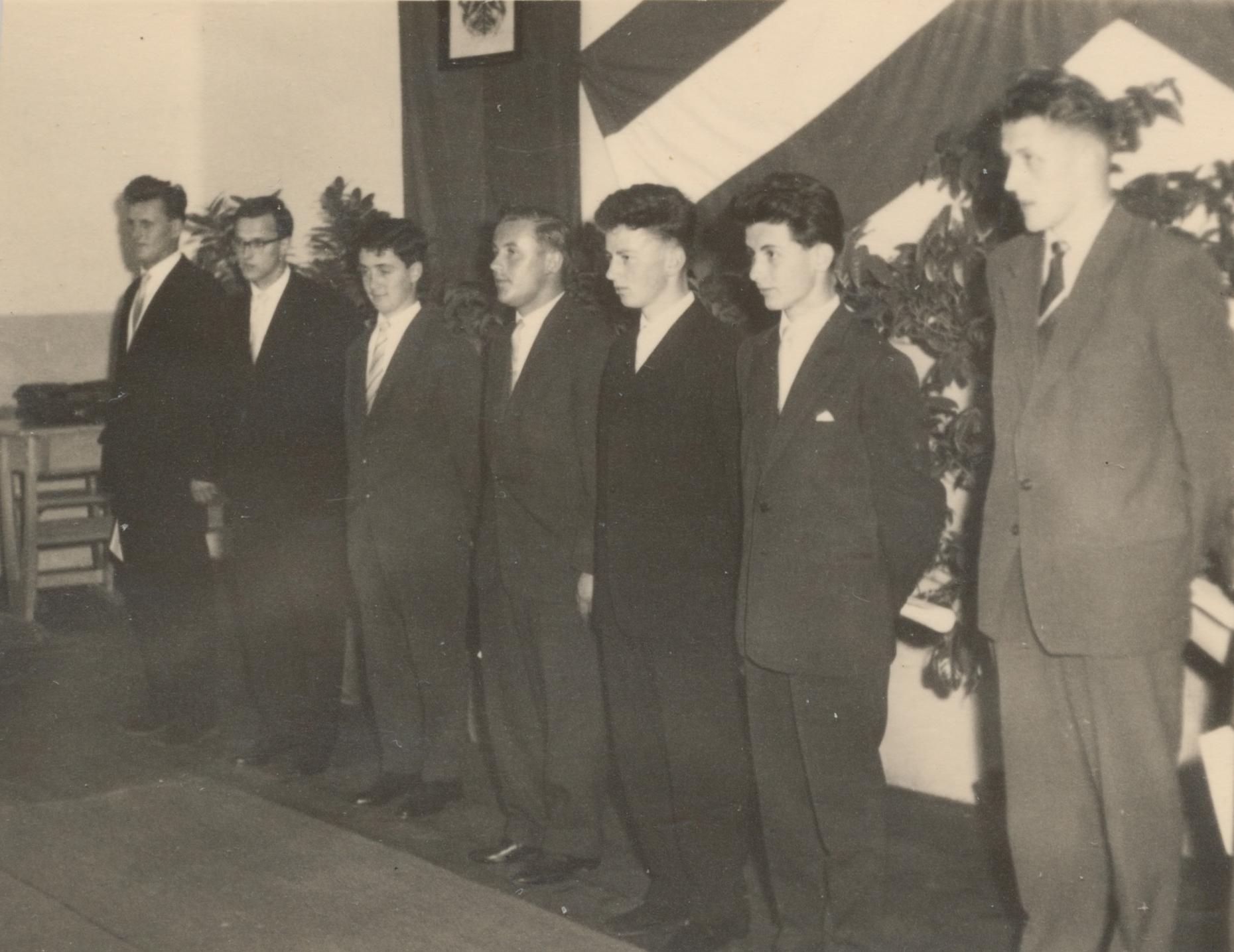 Matura 1958
