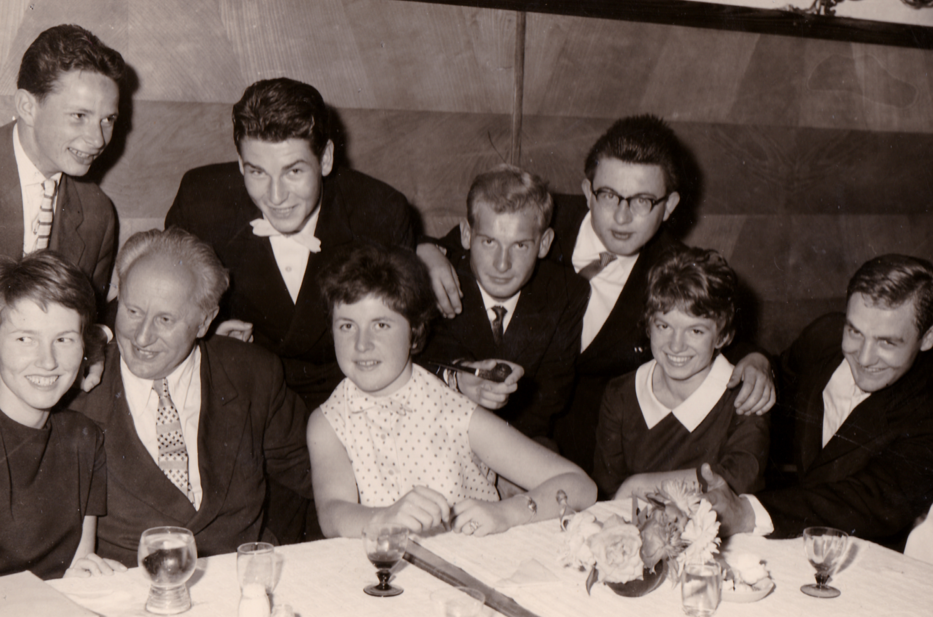 Maturabilder 1959 2 bea