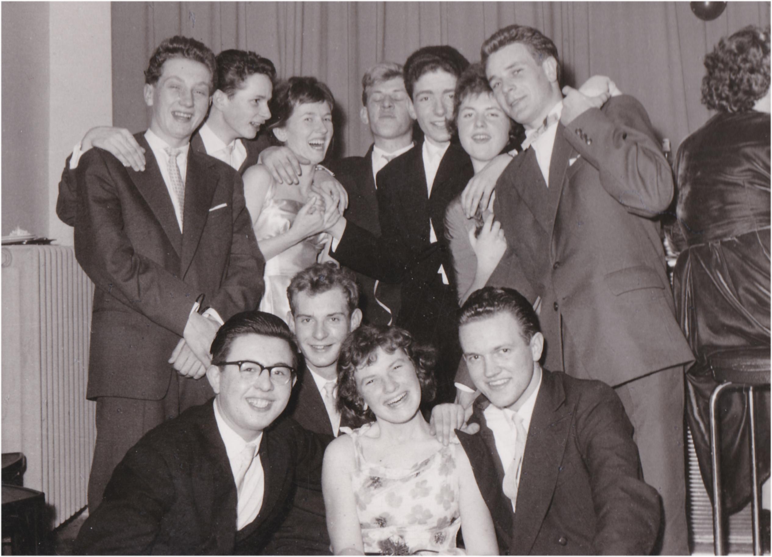 Maturafeier 1959 bea