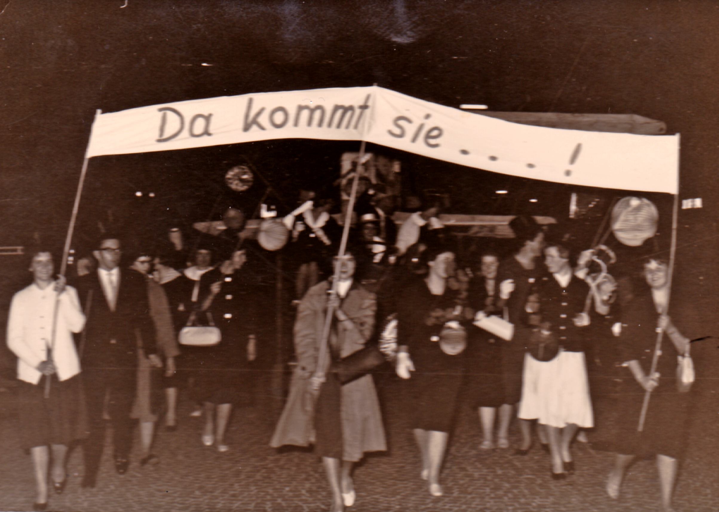 Maturaumzug 1959 3 bea