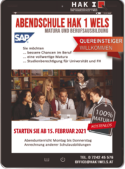 ABENDSCHULE HAK I – START