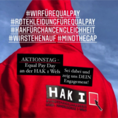 EQAUL PAY DAY AN DER HAK I